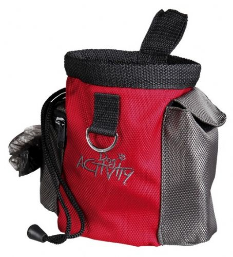 Dog Activity Baggy 2in1 Treat Bag Poop bag carrier